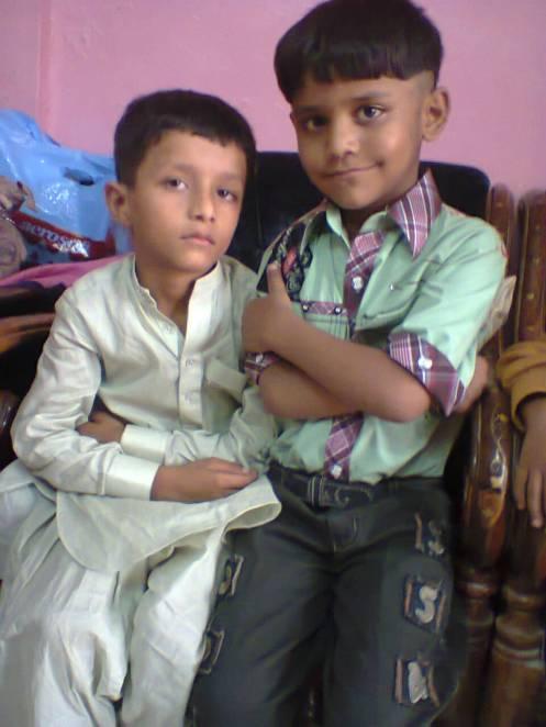 family photos of eidul fiter 2013