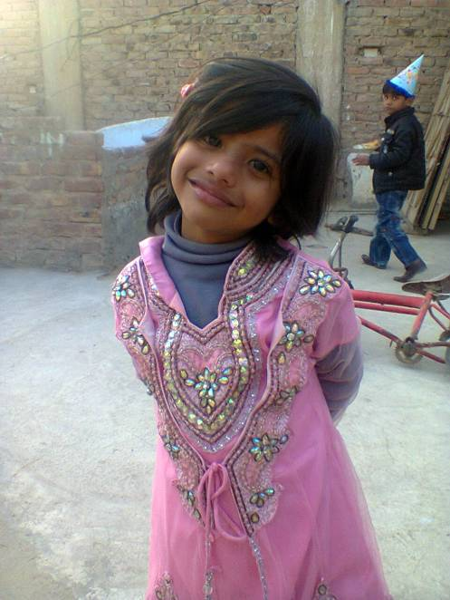 my grand daughter tayyaba 6/1/2014