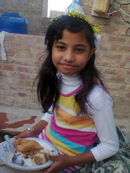 my grand daughter Dua