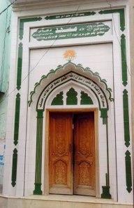 turkhan masjid sambhal