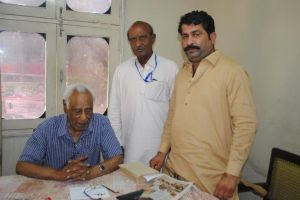with malik aziz and ashraf noonari